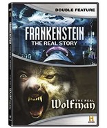 Frankenstein: The Real Story / The Real Wolfman [DVD] - $9.06