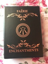 Faerie Enchantments ~ 40 Divination Cards ROSE-GOLD Gilt Edges NEW - $43.56