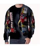 Kyle Busch Nascar  Sweatshirt fullprint for men - $27.99+