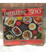 Puzzlebug 500 Piece Puzzle Brunch Table - $9.88
