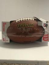 Wilson Official NFL Bronze Series Junior Football - $11.29