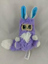 Fur Babies World Dreamstars Purple Plush 2017 Moose Stuffed Animal toy - $3.95