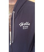 HELLA BERKELEY CLOTHING™ FULL ZIP UNISEX HOODIE - $35.99+