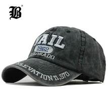 [FLB] New Washed Cotton Baseball Cap 2019 Snapback Hat For Men Women Dad... - $13.35