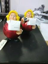 2 Dept 56 Noel - Village Collector -  Christmas Ornaments - $9.15