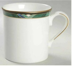 Lenox Kelly Green Dubut Collection 5-Piece Place Setting Green 24K Gold ... - $130.89