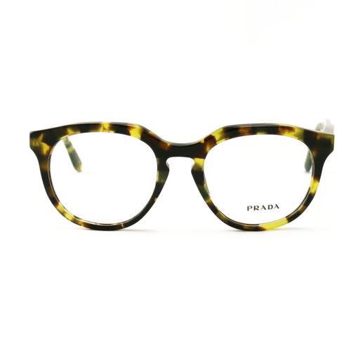 ebc4005d1e Prada Eyeglasses VPR 13S UBN 1O1 Green Ivory 48 18 140 -  68.00