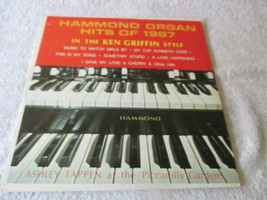 Hammond Organ Hits Of 1967 In the Ken Griffin S... - $3.99