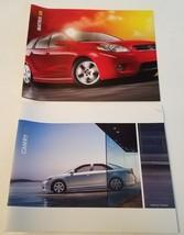 2 Toyota 2008 Brochures Matrix Camry Booklet Lot Full Color - $14.46