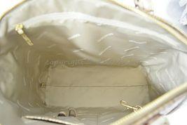 NWT Brahmin Large Duxbury Satchel/Shoulder Bag in Candy Apple Carlisle image 8
