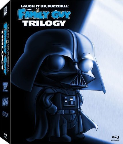 Laugh It Up, Fuzzball: The Family Guy Trilogy [Blu-ray]
