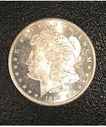 1884-CC  Carson City Morgan Dollar  Choice BU  DMPL  Deep Mirror Proof L... - $356.40