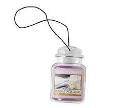 NEW Yankee Candle Honey Lavender Gelato Car Jar Ultimate Air Freshener - $7.50