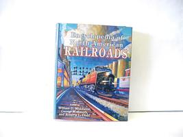 Encyclopedia of North American Railroads Edited by Middleton,Smerk, & Diehi - $89.09
