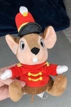 "Disney Timothy Q. Mouse Dumbo 9"" Plush Stuffed Animal Disneyland Authentic New - $14.62"