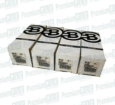LOT OF 4 COOPER BUSSMANN FWH-500A SEMICONDUCTOR FUSES 500 AMP 500V FWH500A NIB