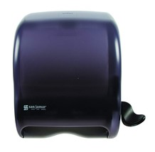 San Jamar T950TBK Element Lever Roll Towel Dispenser, Classic, Transpare... - $66.96