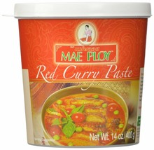 Red Curry Paste, 14 Oz (Pack of 2) - $23.75