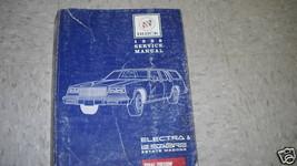 1988 Buick Electra & LeSabre Wagon Service Shop Repair Manual 88 FACTORY GM 88 - $9.90