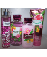 4 Pc Bath & Body Works Watermelon Lemonade Set- Lotion, Shower Gel, Mist & Cream - $34.99