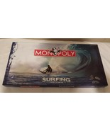 Monopoly Surfing Collector's Edition Parker Brothers 2008 Rare Limited E... - $58.15