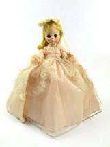Madame Alexander Vintage Cinderella Doll in Pink Gown with Stand & Original Box - $36.62