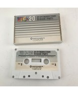 Commodore Vic 20 Introduction To Basic Cassette - $1.97