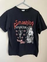 Smashing Pumpkin Tour 2013 Black T-Shirt Shirt  Men's Size Medium - $24.70