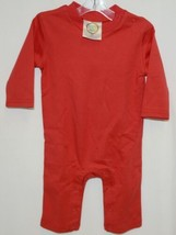 Blanks Boutique Boys Long Sleeved Romper Color Red Size 6 Months image 1