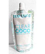 Clear Coconut Purifying Face Mask Eco Coco - $21.00