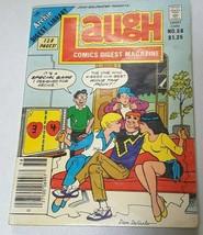 Laugh Comics Digest Magazine No.58, Archie, Dan DeCarlo, 1985 - $5.99