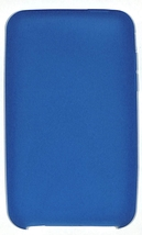 Blue Silicone Skin cover for iPod touch 2nd Generation (2008) - $2.99