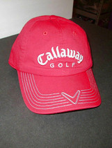 Callaway V Series Golf Cap Hat Tour Authentic Embroidered Breathable Vents 7 ? - $19.04