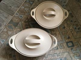 Vintage 2000 Corning Ware CREATIONS KHAKI Stoneware Crock Pot & Roaster ... - $50.00