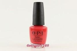 NLL64 - OPI Nail Lacquer - Cajun Shrimp 0.5 oz -  NEW - $7.99