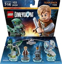 Jurassic World Team Pack - LEGO Dimensions - $67.49