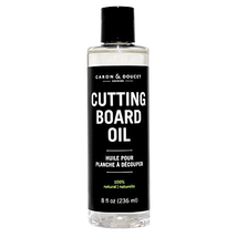 Caron & Doucet - Coconut Cutting Board Oil & Butcher Block Oil -... - $17.66