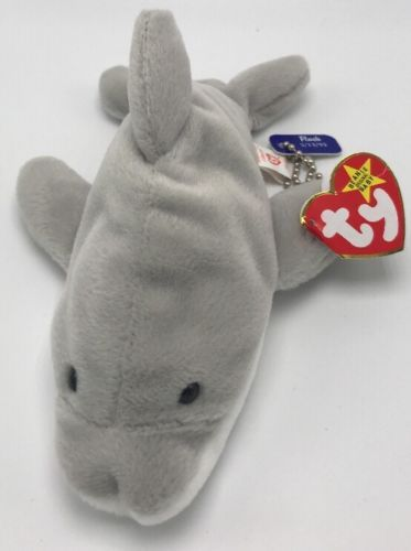 0b3e2249ac2 Ty Beanie Babies Flash The Dolphin 1993 and 50 similar items. 12