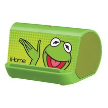 iHome Kermit Stereo Speaker for all MP3 Players - $15.00