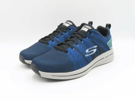 Skechers Burst 2.0 - In The Mix II Men's Walking Shoes Black/Blue Size 8 - $54.99