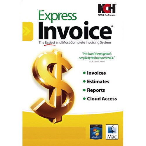 Primary image for Express Invoice Rechnungssoftware Manage invoices German Edition