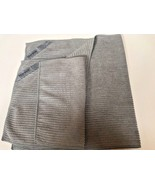Norwex Graphite Gray Kitchen Cloth Towel Set Microfiber AntiBac Baclock ... - $25.73