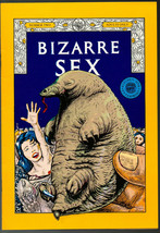 Bizarre Sex #2, 2nd print 1972 Kitchen Sink, Classic underground comix -... - $18.95