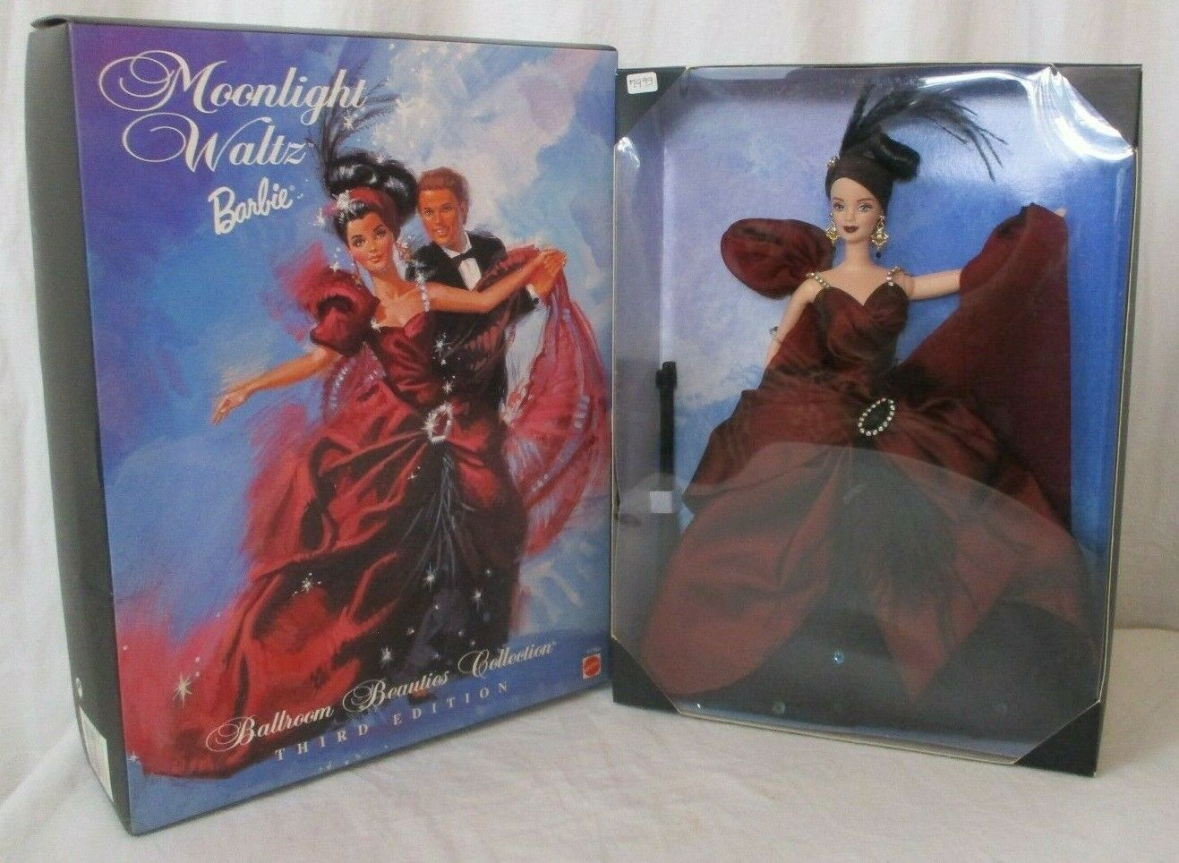 Primary image for 1997 ~ Moonlight Waltz Barbie ~ Ballroom Beauties Collection 3rd Edition Mattel