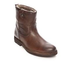 NWT Frye Mara Button Short Boot, Dark Brown, Sz 7.5B - $280.21