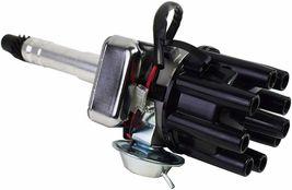 Chevy GM SBC BBC R2R Complete Distributor 283 305 307 327 350 400 396 427 Black image 3