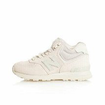 SNEAKERS DONNA NEW BALANCE 574 WOMEN WH574BE  Bianco - $105.63