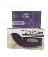 TEMPO Batteryless Acoustic Amplifier - $9.79