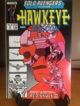 Solo Aventures Starking Hawkeye And The Falcon Marvel Comics #6 - $5.99