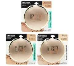 BUY 1 GET 1 AT 20% OFF (Add 2) Milani Even Touch Powder Foundation READ ... - $7.70+